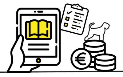 """Dlaczego piszę e-booka """"Jak kupić czarnego teriera. Wskazówki hodowcy."""""""